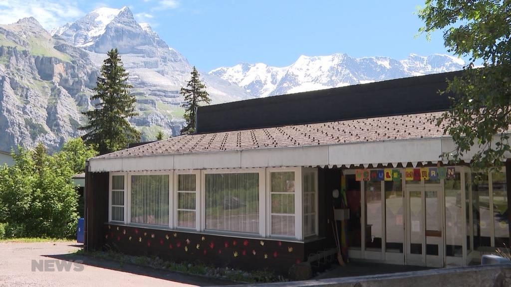 Gute Nachrichten für Oberländer: Schule in Mürren öffnet wieder