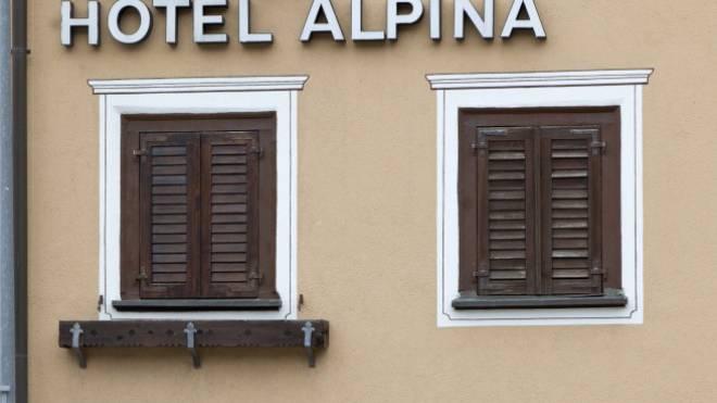 Dem Gastgewerbe steht ein strenger Winter bevor. Foto: Keystone/Arno Balzarini