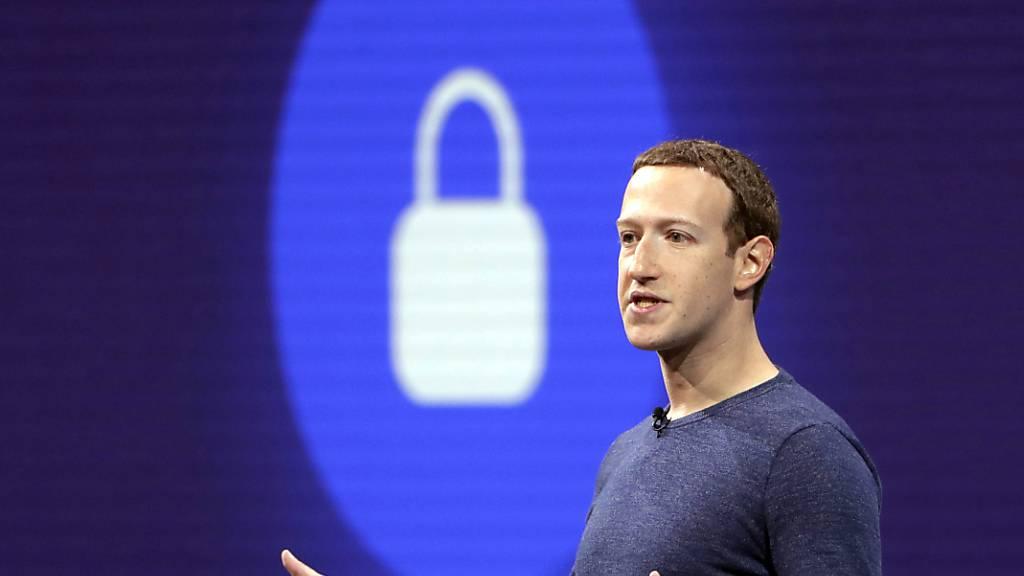 Zuckerberg will Facebook wegen Druck aus China auf junges Publikum ausrichten