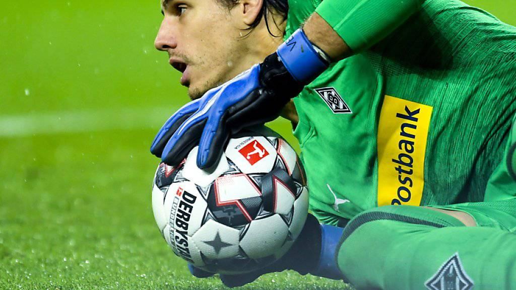 Yann Sommer zählt zu den besten Torhütern der Bundesliga
