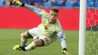 Bis im Sommer spielte Jonas Omlin für den FC Luzern. Diesen Sonntag kehrt er als Gegner in die alte Heimat zurück.