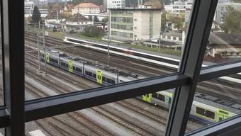 Viele Verspätungen haben ihren Ursprung im Gleisgewirr im Berner Wylerfeld. (Archivbild)