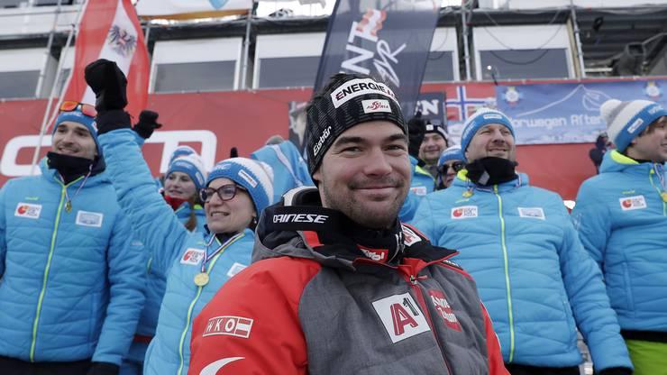 Kriechmayr ist der Sieger der Lauberhornabfahrt.