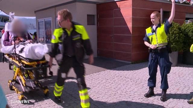 MS Albis: Verletzten geht es besser