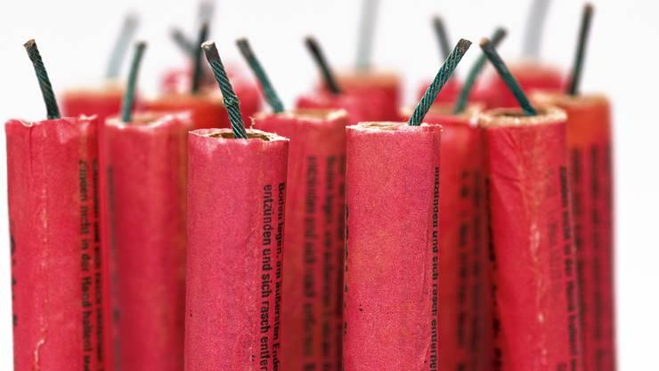 Mehr Feuerwerk am Silvester als am Nationalfeiertag