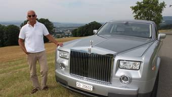 Autostadt Grenchen: Rolls Royce