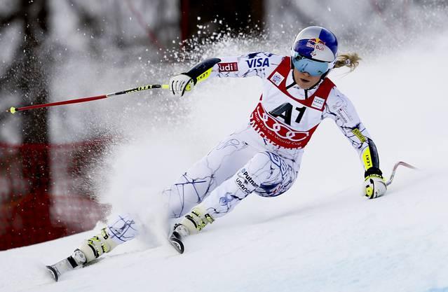 Vonn gewann in Zauchensee ihr 73. Weltcup-Rennen.