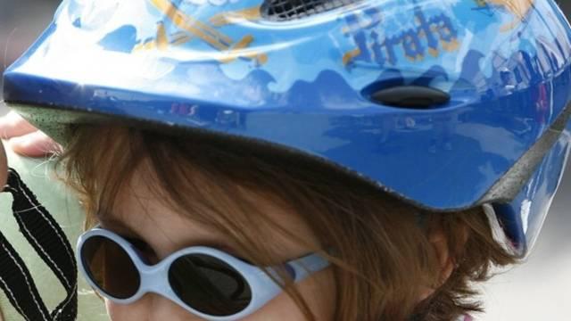 Kommission lehnt eine Velohelm-Pflicht für Kinder ab