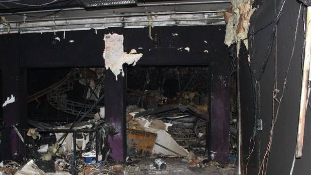 """Der Club """"Kiss"""" in Santa Maria wurde zur Todesfalle für 235 Menschen (Polizeifoto)"""
