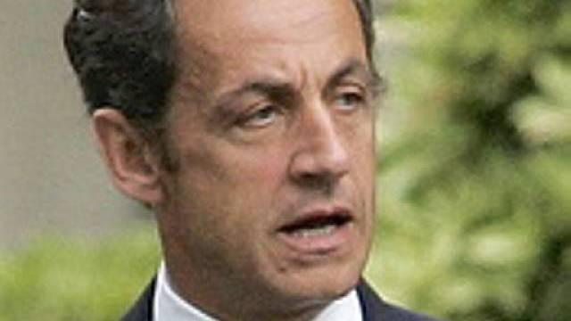 Sarkozy befürwortet die neue Afghanistan-Strategie (Archiv)