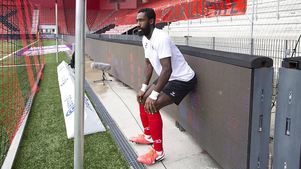 Djourou hängt Fussballschuhe an den Nagel