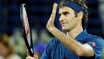 Roger Federer schreibt in Dubai mit seinem 100. Turniersieg Schweizer Sportgeschichte.