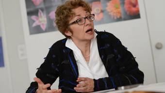 Brigitte Jäggi glaubt, dass den Frauen die Unvereinbarkeit von Familie und Beruf weiterhin im Weg steht.