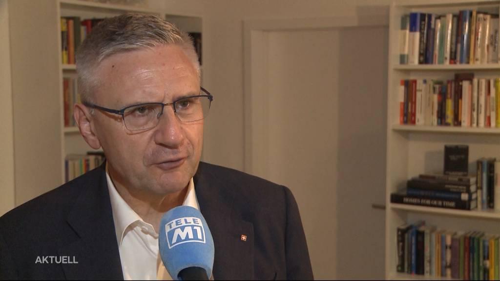 Verschärfte Ausschaffungsforderung vom SVP-Hardliner Andreas Glarner