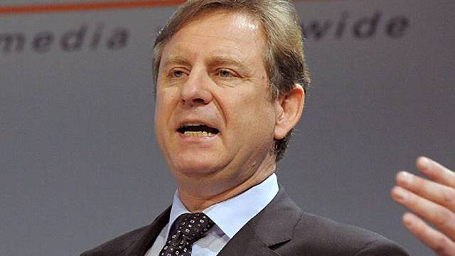 Bertelsmann-CEO Hartmut Ostrowski