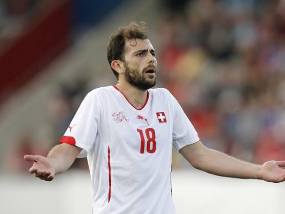 Admir Mehmedi: