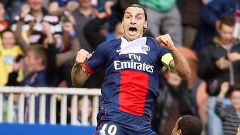 PSG-Topverdiener Ibrahimovic kassiert ca. 15 Mio. Euro pro Jahr
