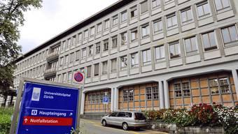 Unispital Zürich.