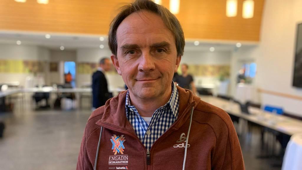Christian Gartmann, Sprecher Engadin Skimarathon