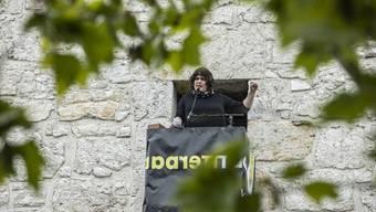Patty Basler hält 2019 die Turmrede