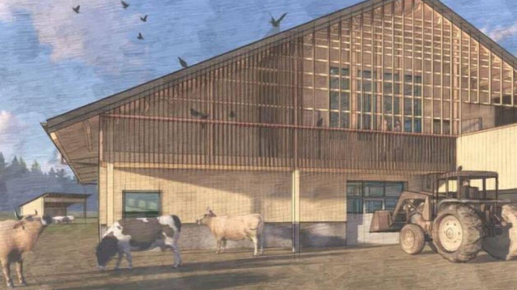 Tierpark Goldau realisiert einen Modellbauernhof