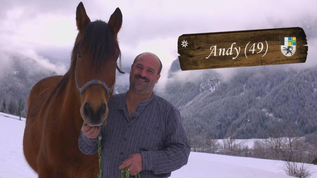 Bauer, ledig, sucht... ST16 - Portrait Andy 49 (GR)