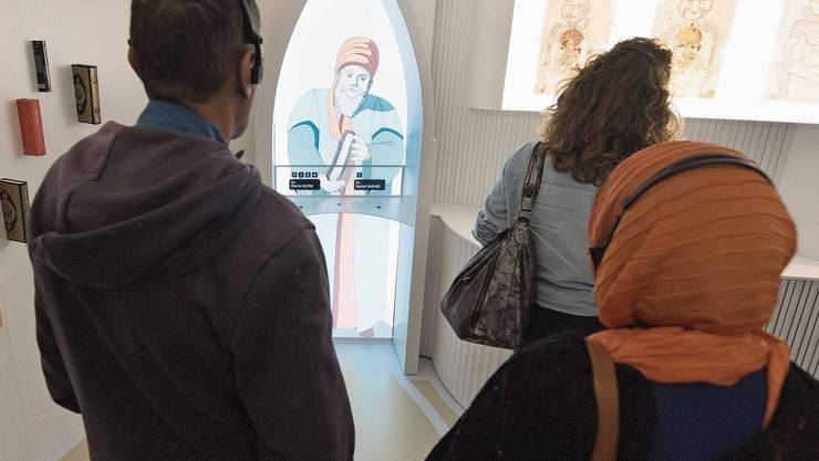 Erhielt Geld aus Katar: das Museum der Islamischen Zivilisationen.