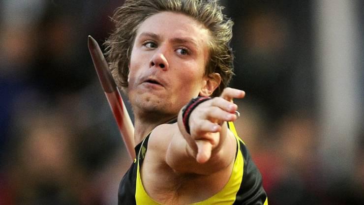 Der Speerwerfer Andreas Thorkildsen erklärt seinen Rücktritt