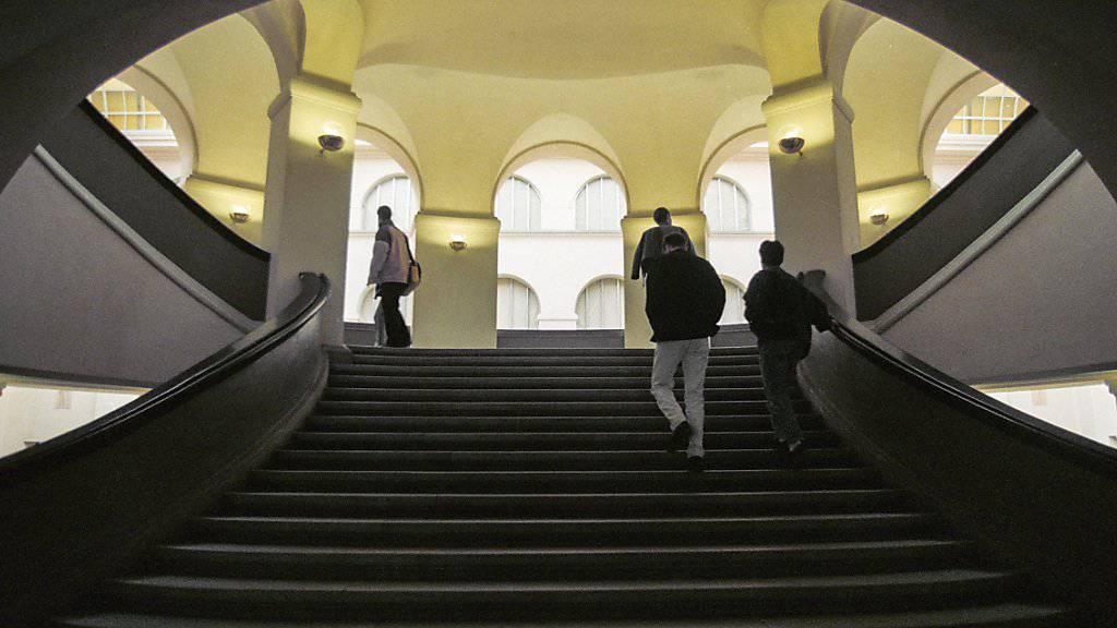 Neue Angebote in alten Gemäuern: Die Universität Zürich schafft neue Professuren im Bereich der Digitalisierung. (Symbolbild).
