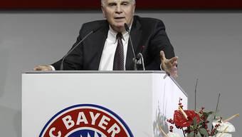 Für Uli Hoeness wird sich RB Leipzig dauerhaft als Konkurrent von Bayern München etablieren