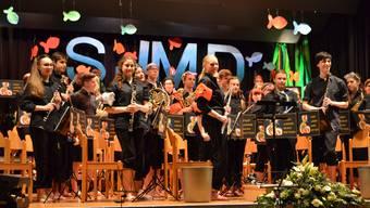 Jahreskonzert Stadtjugendmusik Dietikon am 17.03.2018