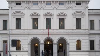 Der Fifa-Prozess am Bundesstrafgericht in Bellinzona ist definitiv vom Tisch. (Themenbild)