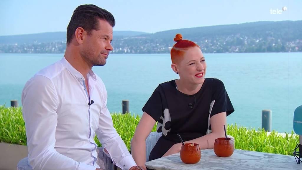 Meta Hiltebrand & Tom Guldimann, TV-Köchin mit Lebenspartner