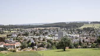 In Menziken werden in den nächsten Jahren noch mehr Wohn- und Gewerbegebäude gebaut.