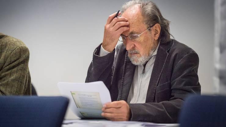 Beschwerde in Strafverfahren zurückgezogen: Erwin Kessler.