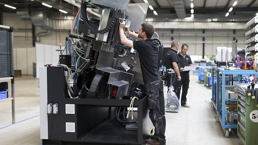 MEM-Industrie erleidet Einbruch wegen Corona und hofft auf Erholung