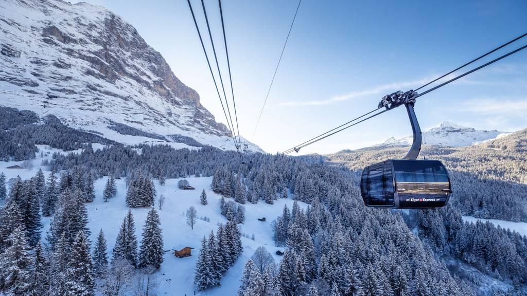 Erste Bilanz der Berner Bergbahnen