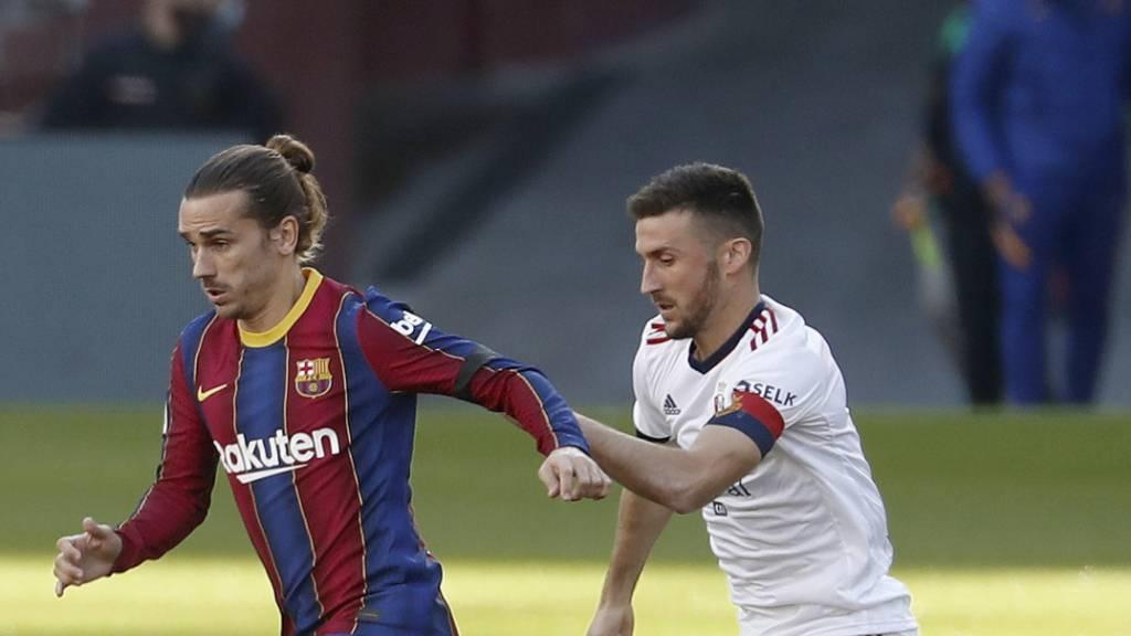 Griezmann mit Tor und Assist: Barcelona gewinnt hoch