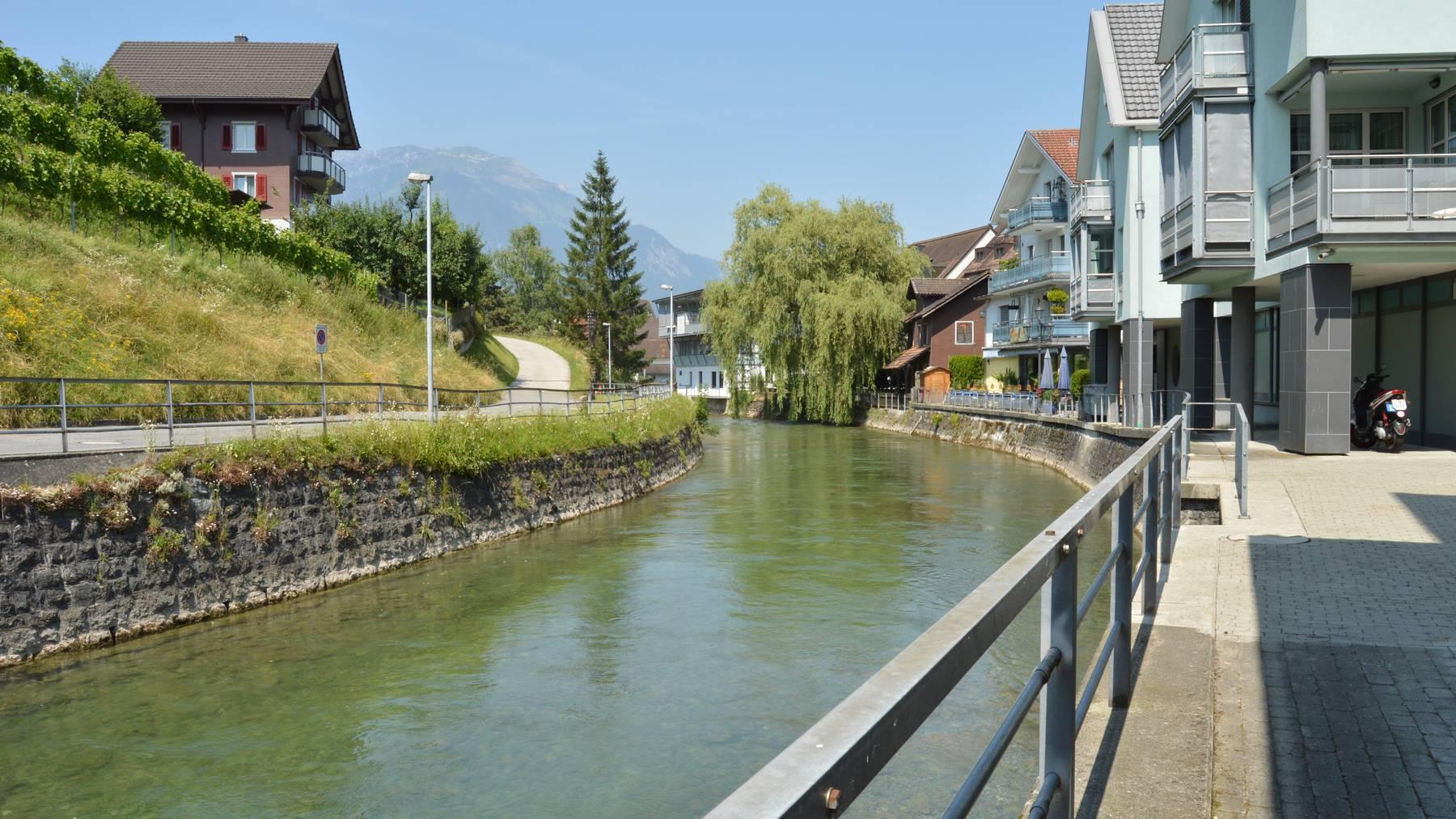 Hochwassersicherheit mit Zwecksteuer finanzieren