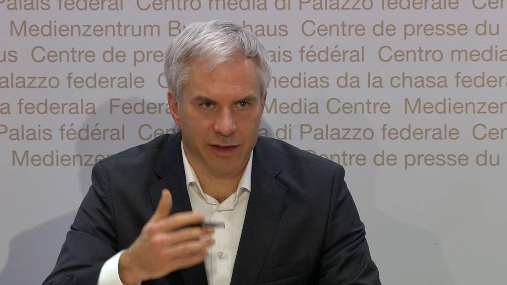 «Jeder Tag zählt»: Vertreter des Bundes und Experten fordern umfassende Massnahmen