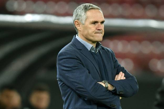 Pierluigi Tami ist nicht mehr Trainer von GC.