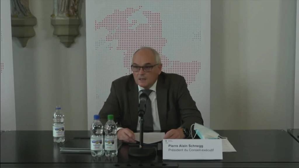 Coronavirus im Kanton Bern: Der Regierungsrat informiert