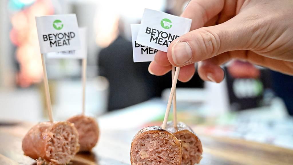 Beyond Meat übertrifft Erwartungen von Finanzanalysten