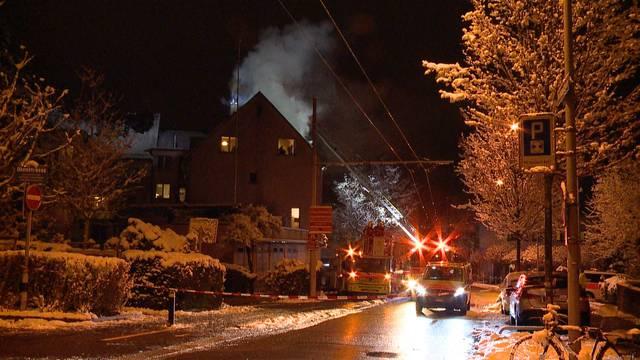 Über 100'000 Franken Schaden nach Mehrfamilienhaus-Brand