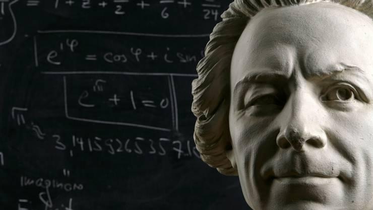 Das Stadtbuch 2012 würdigt grosse Basler Mathematiker wie Leonhard Euler.