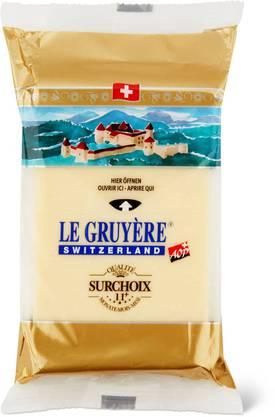 AOP-geschützt: Gruyère.
