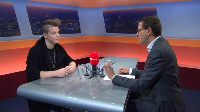 Lucas Fischer zu Gast im «TalkTäglich»: Sehen Sie hier das ganze Gespräch