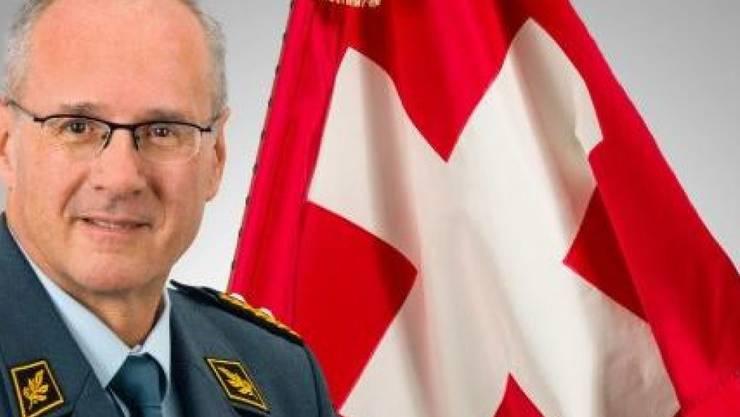 Andreas Stettbacher ist seit 2009 Oberfeldarzt der Schweizer Armee.