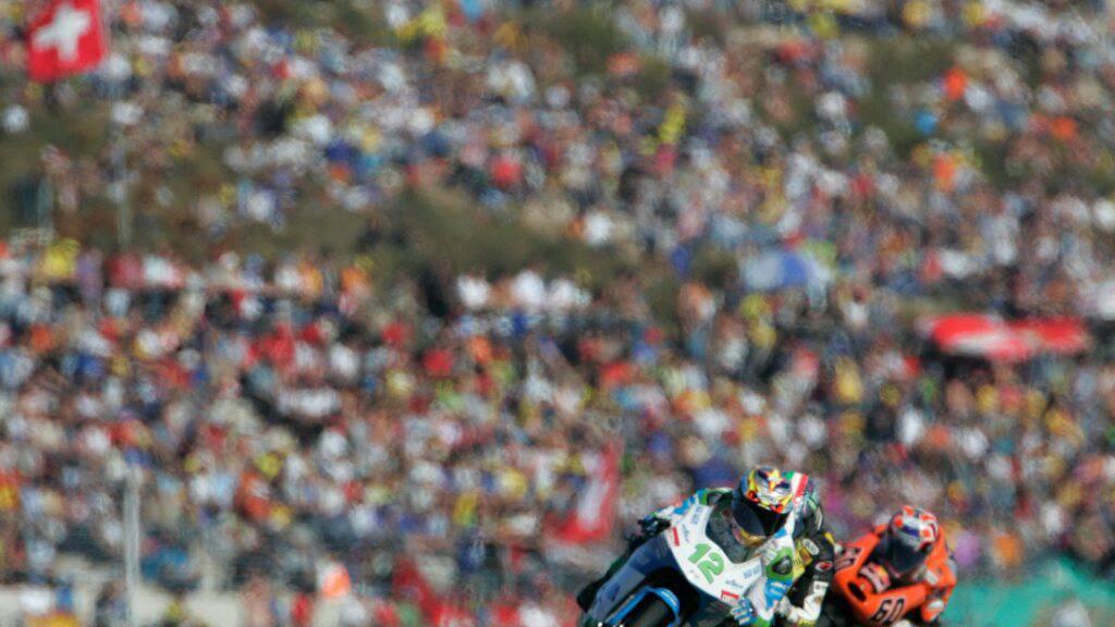 Kurz nach Rossi: Auch der Schweizer «Mister Töff» tritt zurück