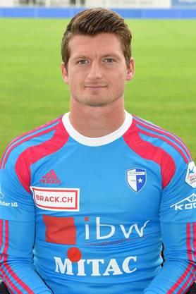 Der Torhüter des FC Wohlen war der Mann des Spiels. Fünf Glanzparaden und ohne Fehl und Tadel!